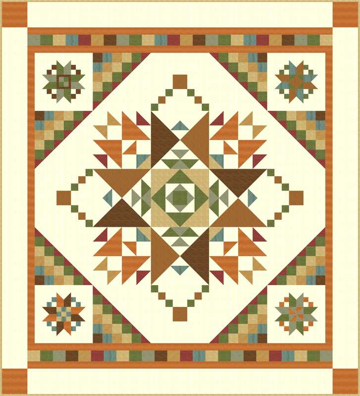 Second Saturday Sampler Bless My Stitches Quilt Shop
